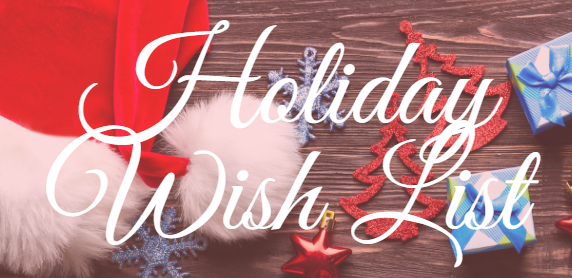 A Holiday Sewing Wish List