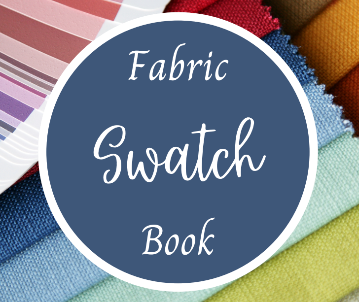 Beginner Sewing Fabric Swatch Book
