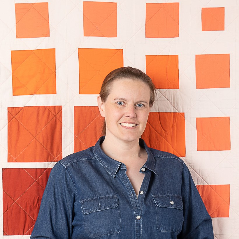 Learn to Quilt with Ambassador Rachelle Craig