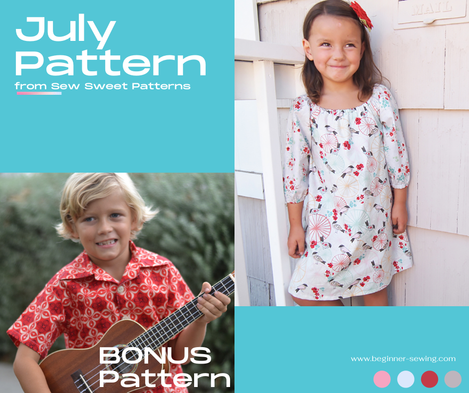 VIP Featured Pattern – July 2021
